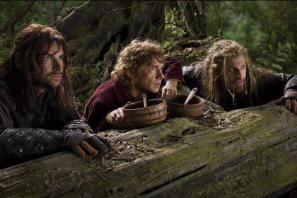 Фили, Бильбо и Кили