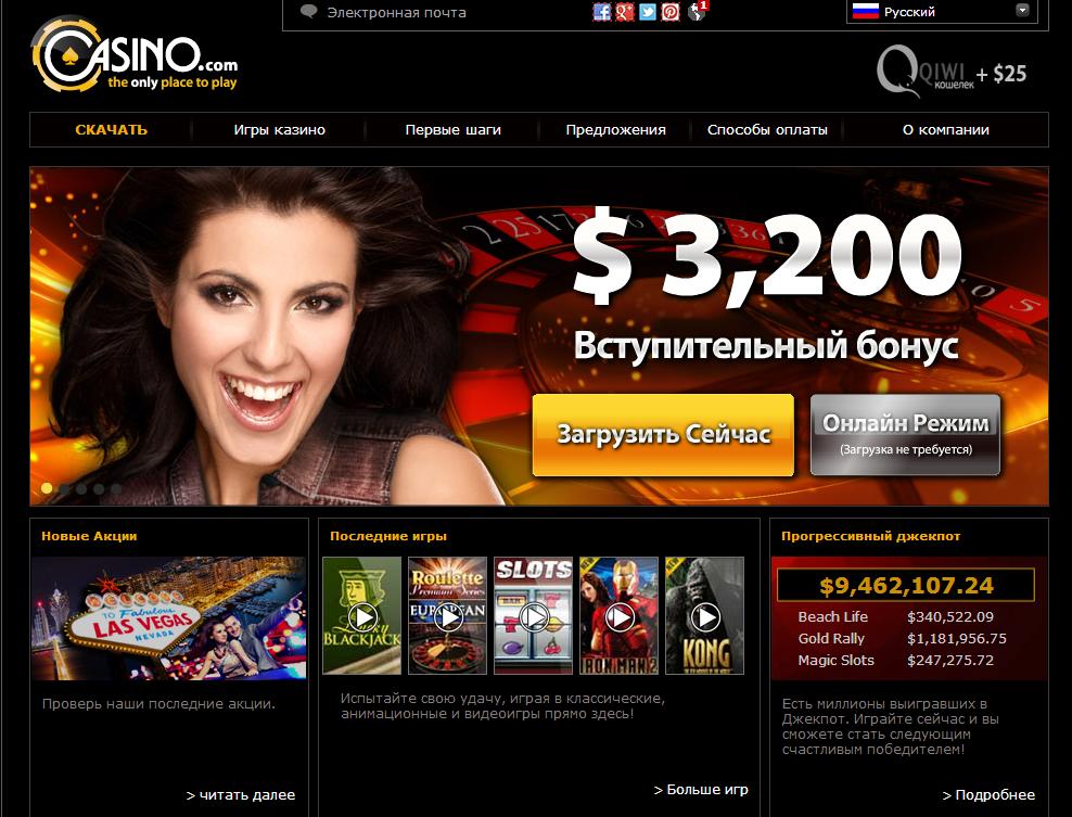 Рейтинг онлайн казино 2019