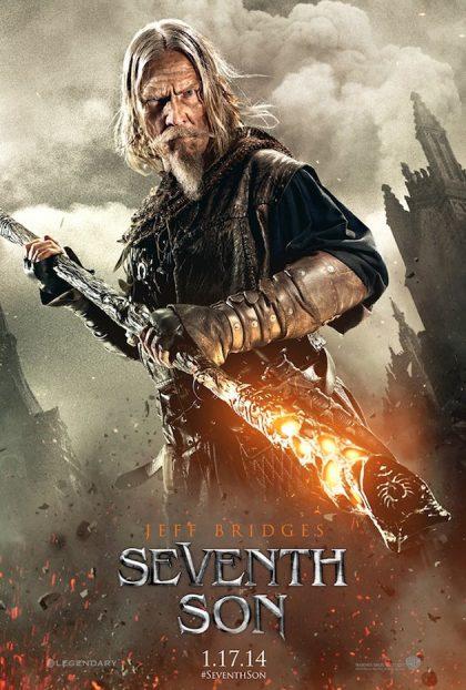 Постер к фильму седьмой сын