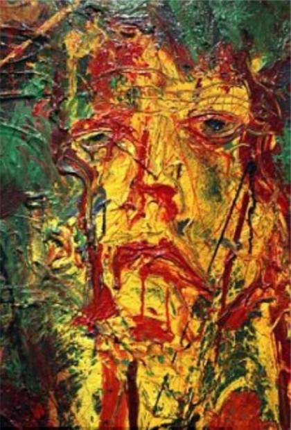 Выставка картин Сильвестра Сталлоне в Санкт-Петербурге