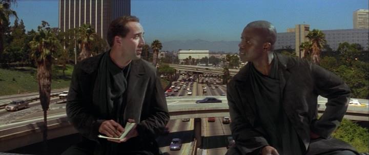 Кадр из фильма Город ангелов