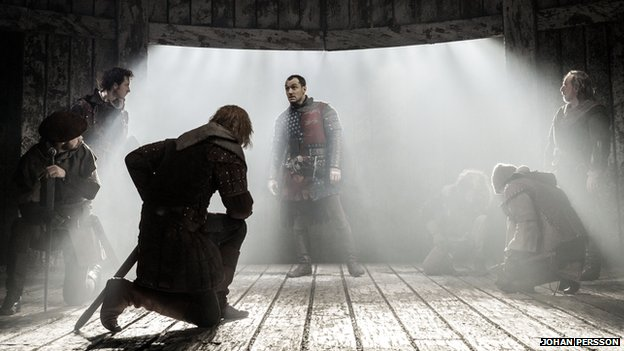antithesis in macbeth act 1 Part ii of poems, plays, and prose: in the first scene of hamlet, barnardo, antithesis in hamlet act scene a guard, comes to relieve francisco, who is his colleague.