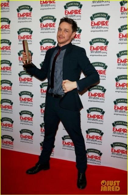 Jameson Empire Awards 2014 Press Room