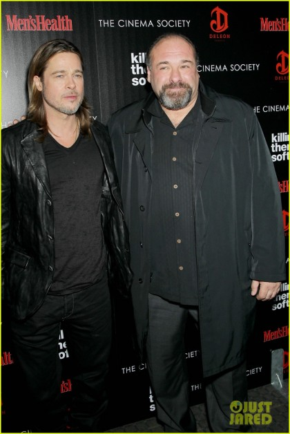 "The Weinstein Company & The Cinema Society with Men's Health & DeLeon Present theScreening of ""Killing Them Softly"""