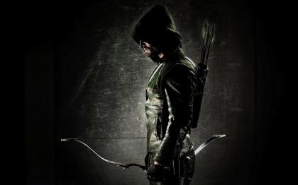 Стрела 3 сезон - Постер с изображением Стрелы