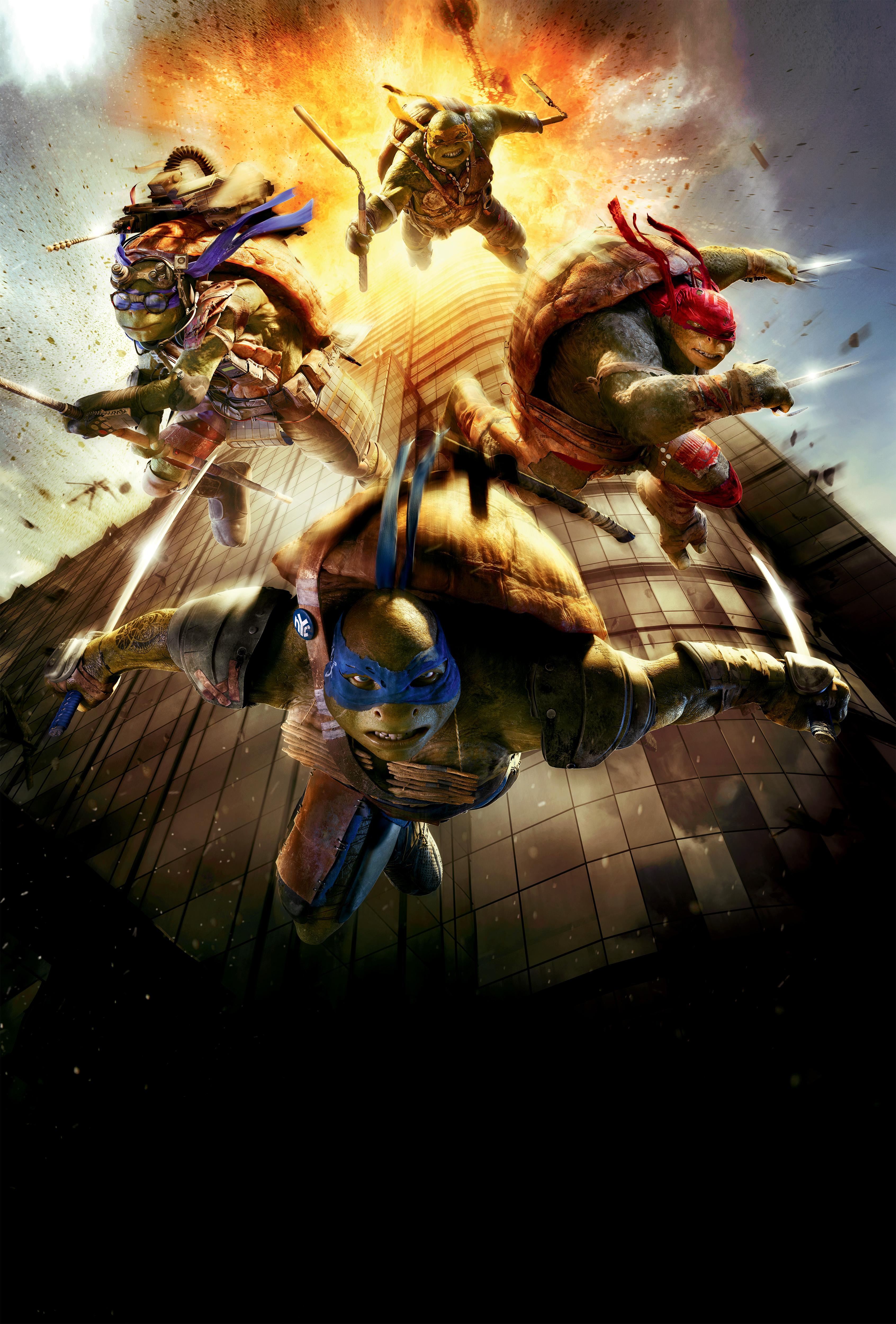 «Черепаха Ниндзя Кино» — 2011