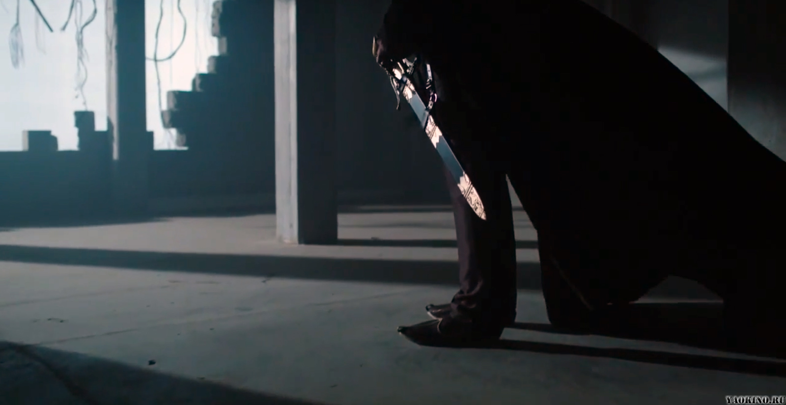 Сериал Стрела - появление Ра'с аль Гула01