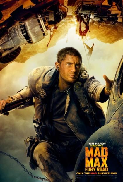 Безумный Макс: Дорога Ярости Безумный Макс: Дорога Ярости постеры - Том Харди