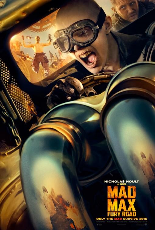 Безумный Макс: Дорога Ярости постеры - Николас Холт