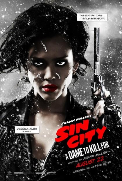 Город грехов 2: Женщина, ради которой стоит убивать трейлер