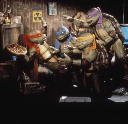 Черепашки-ниндзя 2: Тайна изумрудного зелья (1991) 02