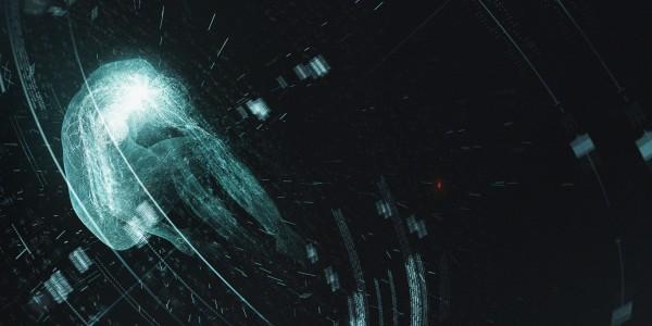 Лайв-экшн фанмейд сцена из Призрака в Доспехах 10