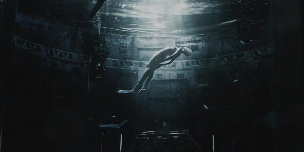 Лайв-экшн фанмейд сцена из Призрака в Доспехах  40