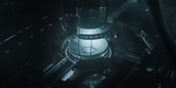 Лайв-экшн фанмейд сцена из Призрака в Доспехах 31