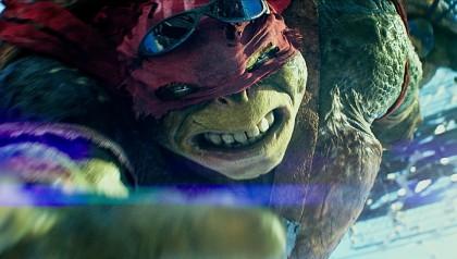 Кадр из фильма Черепашки-ниндзя 2014 - 01