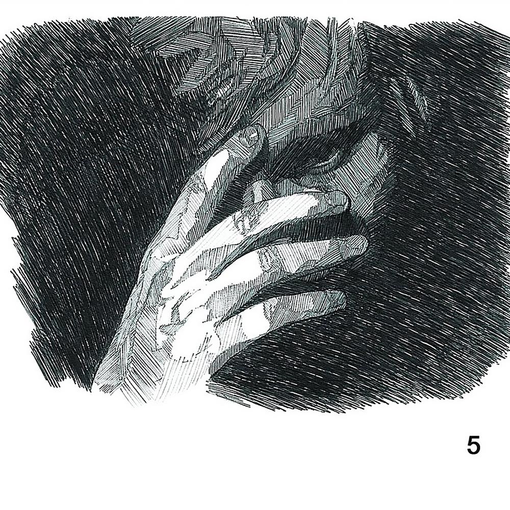 обложка к песне No. 5 Collaborations Project