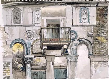 Fondaco-Dei-Turchi,-Venice