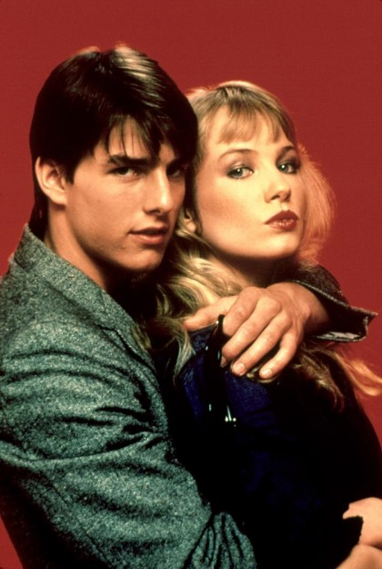 RISKY BUSINESS, Tom Cruise, Rebecca De Mornay, 1983