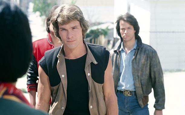 THE RENEGADES - Pilot episode 1982. (Photo by ABC Photo Archives/ABC via Getty Images) ANGEL GRANADOS;PATRICK SWAYZE;PHILIP CASNOFF