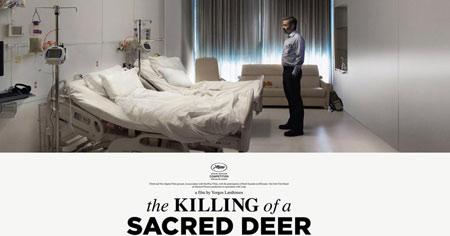Рецензия на фильм Убийство священного оленя