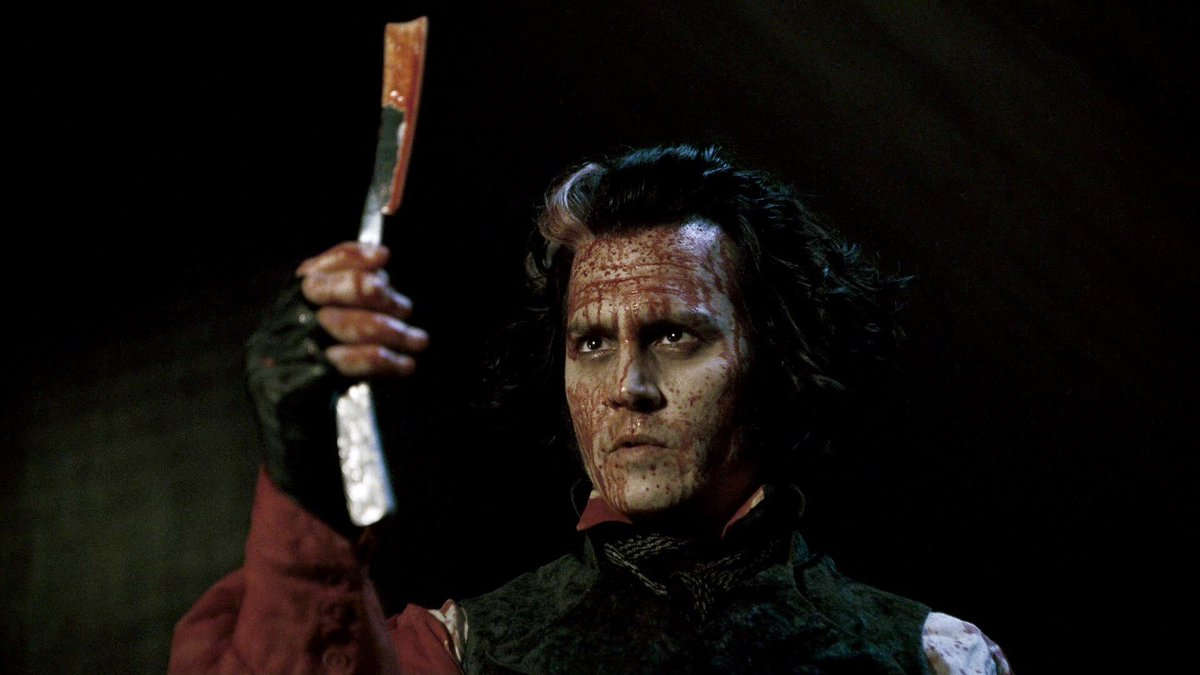 Суини Тодд, демон-парикмахер с Флит-стрит