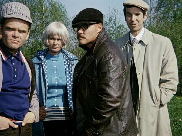 Калина красная (1973) – реж. Василий Шукшин