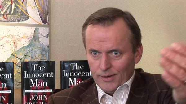 Книга Джона Гришэма «Невиновный» в сериале Netflix