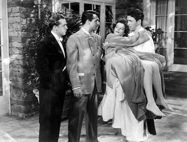 Филадельфийская история (1940)