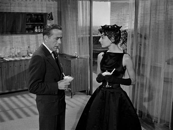 Сабрина \ Sabrina (1954) – реж. Билли Уайлдер