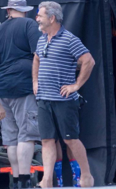 Чарли Ханнем и Мел Гибсон вместе в триллере «Уолдо»