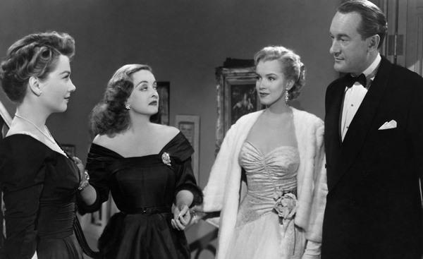 Всё о Еве \ All About Eve (1950) – реж. Джозеф Лео Манкевич