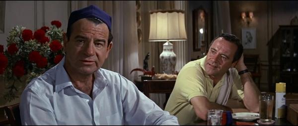 Странная парочка \ The Odd Couple (1967)