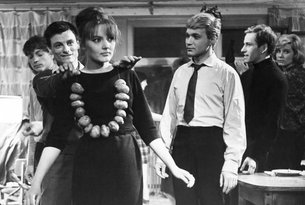 Мне двадцать лет (1964) – реж. Марлен Хуциев
